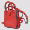 Little Red Triggos Bag in Red