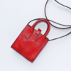Little Red Triggos Bag in Red Back View